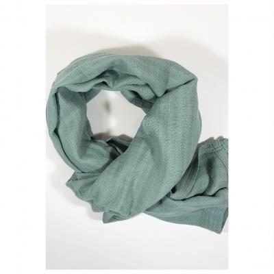 echarpe vert Celadon