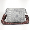 Sangle de Sac Phyton gris