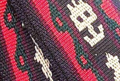 Gros Grains Noir et Rouge